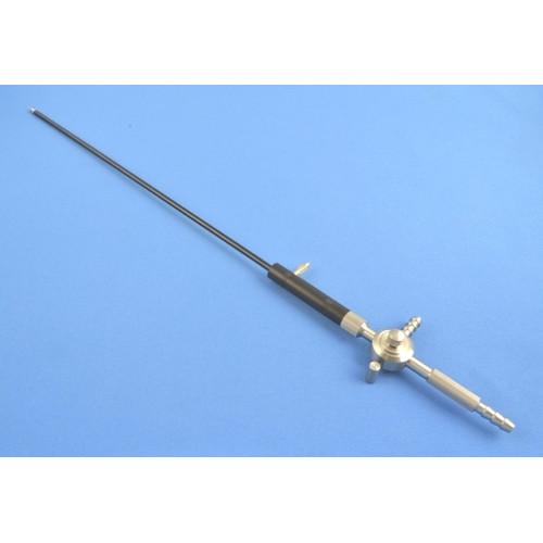 Електрод крючок з аспірацією і іригацією