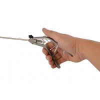 Голкотримач з пістолетною рукояткою під праву руку Ф5*330 мм