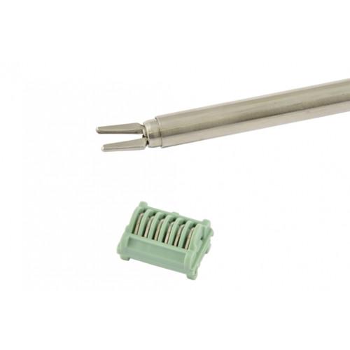 Кліпатор з двома активними браншами, 10 мм